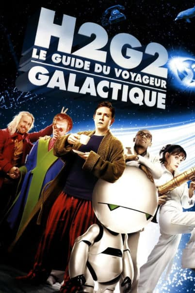 The Hitchhiker's Guide to the Galaxy (2005) คู่มือท่องกาแลกซี